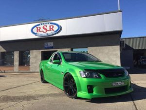 Car towing Campbelltown